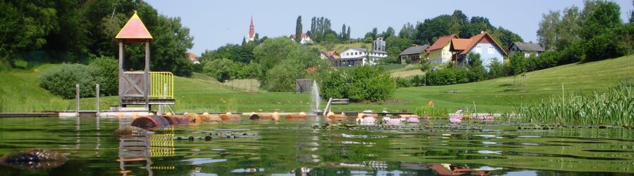 Naturbadeteich